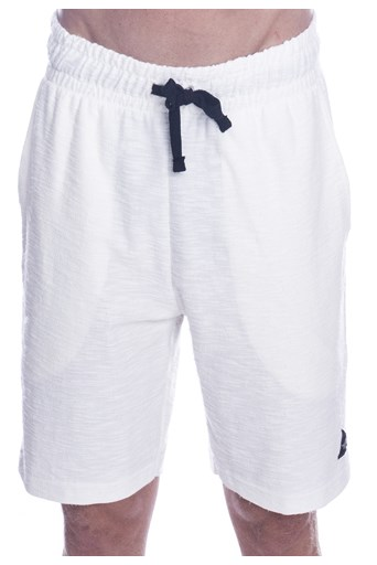 Bermuda de Moletom Long Island Off White
