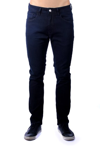Calça Jeans Long Island Black