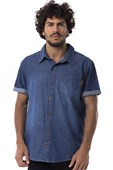 Camisa Jeans Long Island DG