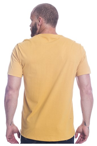 Camiseta Long Island Basic Amarela