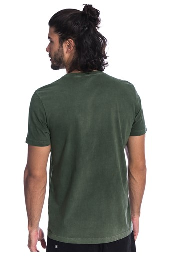 Camiseta Long Island Basic Verde