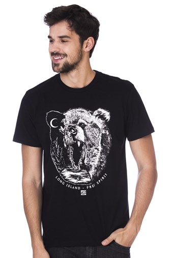 Camiseta Long Island Bear