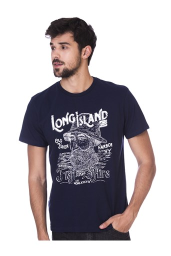Camiseta Long Island Fisher