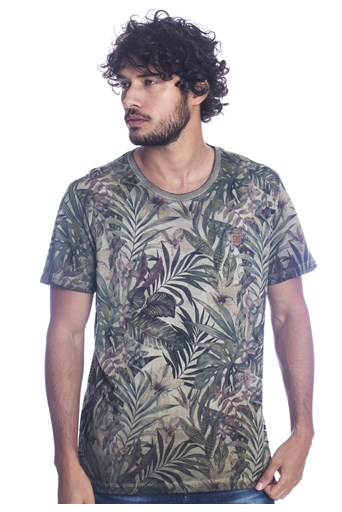 Camiseta Long Island Full Verde