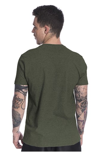 Camiseta Long Island Nine Verde