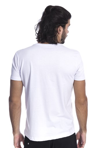 Camiseta Long Island Surfing Branca