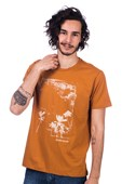 Camiseta Long Island Wind Laranja