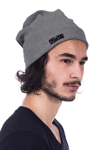 Gorro Long Island Casual Grafite