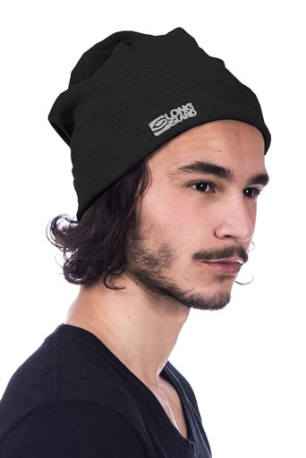 Gorro Long Island Casual Preto
